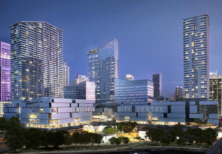 Brickell at Miami 700 Brickell Avenue (8 St. S Miami Ave. Corner), Florida 33131