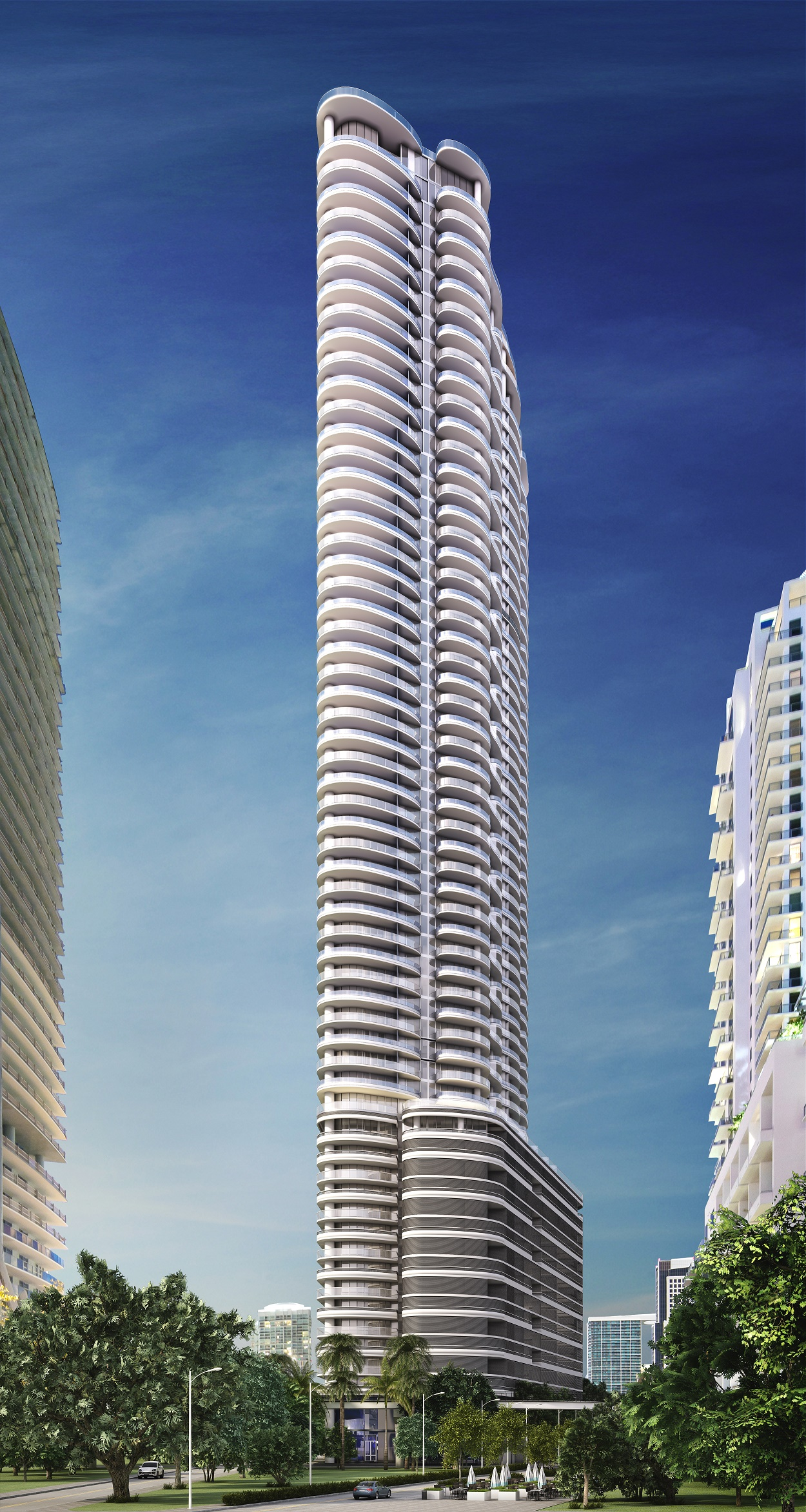 Brickell at Miami 1001 South Miami Avenue, Florida 33130